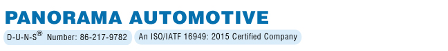 PANORAMA AUTOMOTIVE INDUSTRIES PVT. LTD.